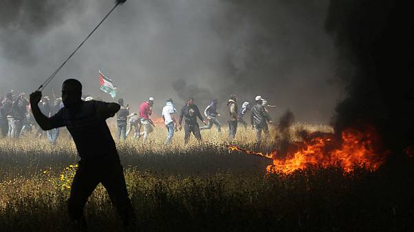 Death toll rises in Israel-Gaza border unrest
