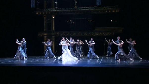 El Ballet Eifman de San Petersburgo actúa en Nueva York