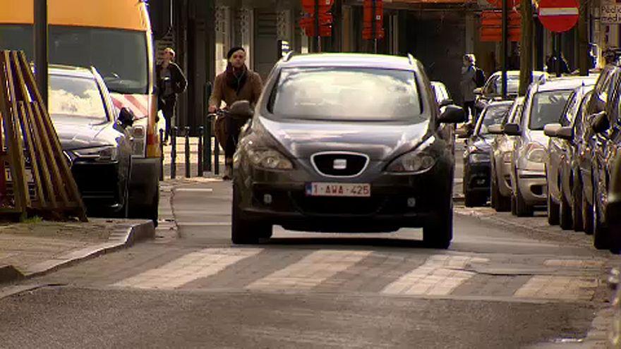 Brüksel'de hava kirliliği öldürüyor