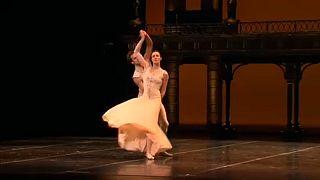 Το μπαλέτο Μπόρις Άιφμαν στη Νέα Υόρκη
