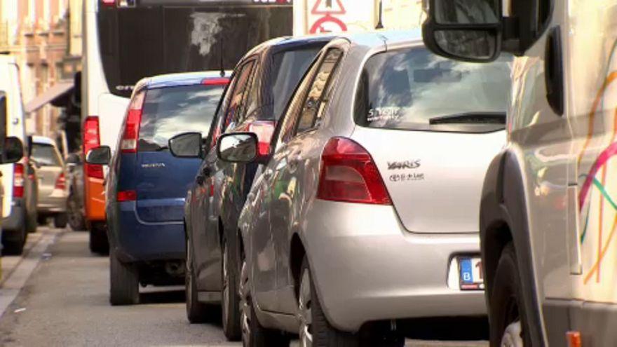 Bruselas, capital de Europa, respira aires contaminantes