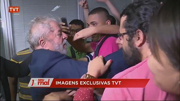 Lula da Silva için umutlar tükendi