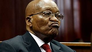 Güney Afrika: Eski Devlet Başkanı Zuma hakim karşısında