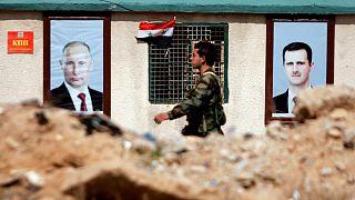 چگونه نیروی زمینی روسیه از راه دور در سوریه پیروز میشود؟