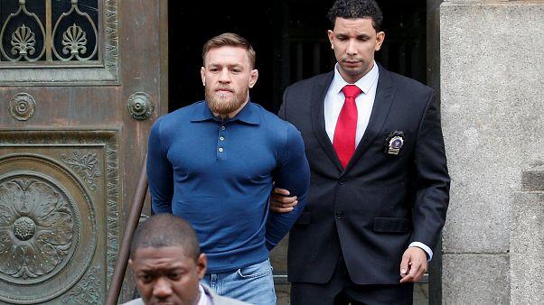 Conor McGregor inculpé pour agression