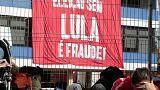 Lula egyelőre nem megy börtönbe