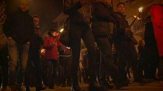 İtalya'da L'Aquilla depreminde ölenler anıldı