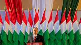 Viktor Orban's Fidesz party has fought a campaign on nationalism