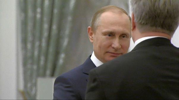 Sanktionen gegen russische Oligarchen