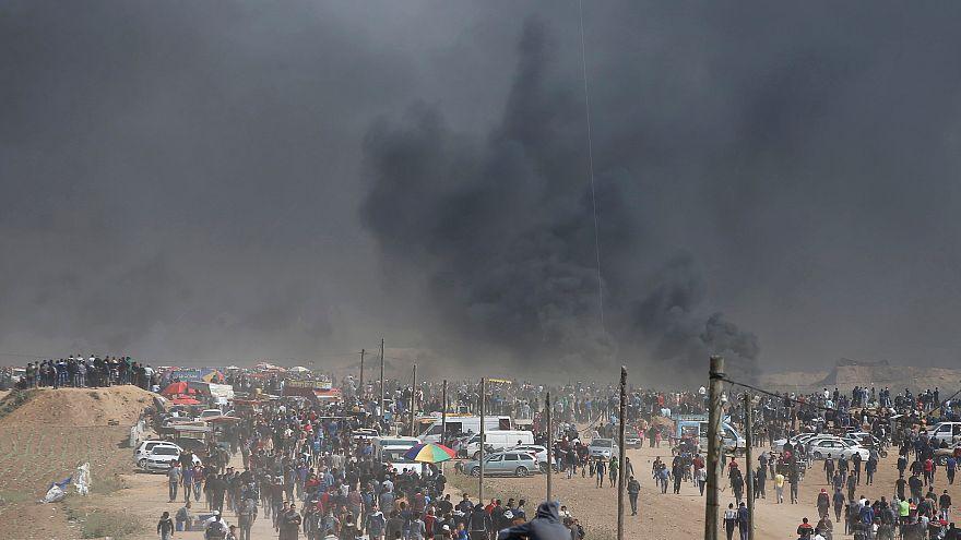 Γάζα: Νέα αιματοχυσία για την «Ημέρα γης»