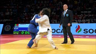Judo: Grand Prix Antalya, due ori per il Kosovo