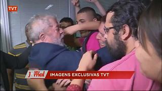 İşçi Partililer Lula'ya destek için sokağa çıktı