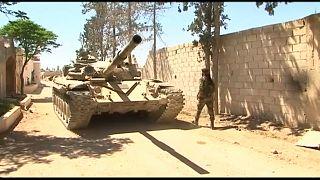 جيش الإسلام يبحث عن اتفاق والقوات الحكومية تجتاح دوما غير آبهة