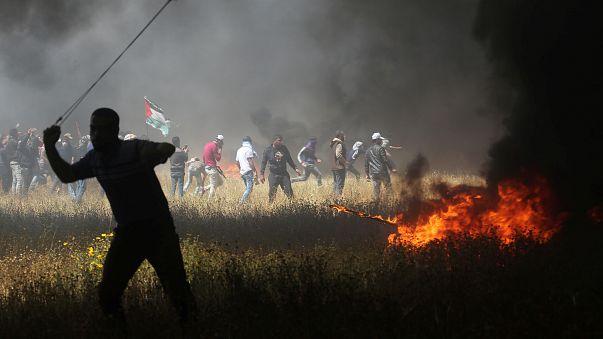 مقتل7 فلسطينيين مع تصاعد الاحتجاجات على حدود غزة