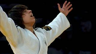 Tag 1 beim Judo-Grand-Prix in Antalya