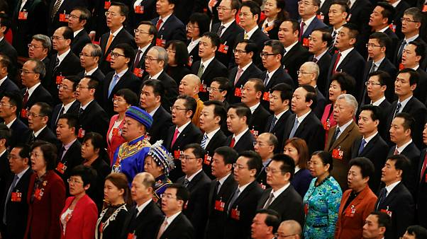 اعضای حزب کمونیست چین