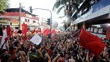 El expresidente brasileño Lula da Silva no se entrega a la policía