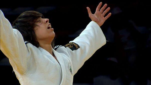 Antalya'da Judo Grand Prix Rüzgarı