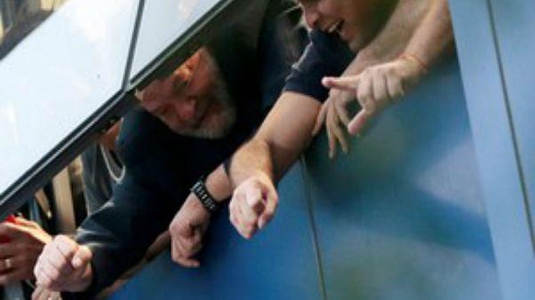 Λούλα Ντα Σίλβα: Δεν παραδίνεται στις αρχές