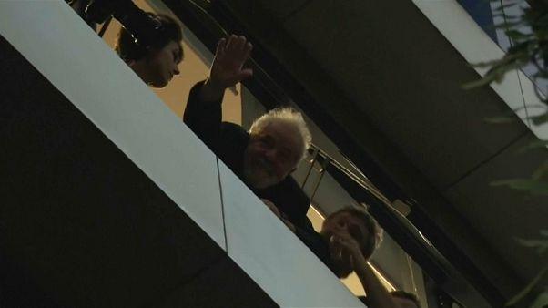 Lula da Silva se resiste a entrar en prisión