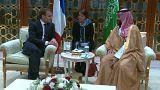 بعد الولايات المتحدة فرنسا تستقبل بن سلمان في ظل تساؤلات عن توتر العلاقات بين البلدين