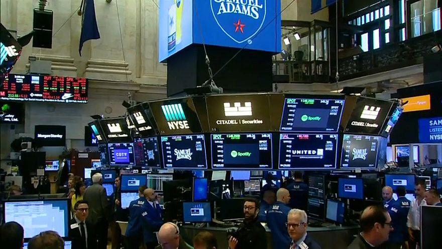 Guerra commerciale Usa-Cina: Wall Street affonda