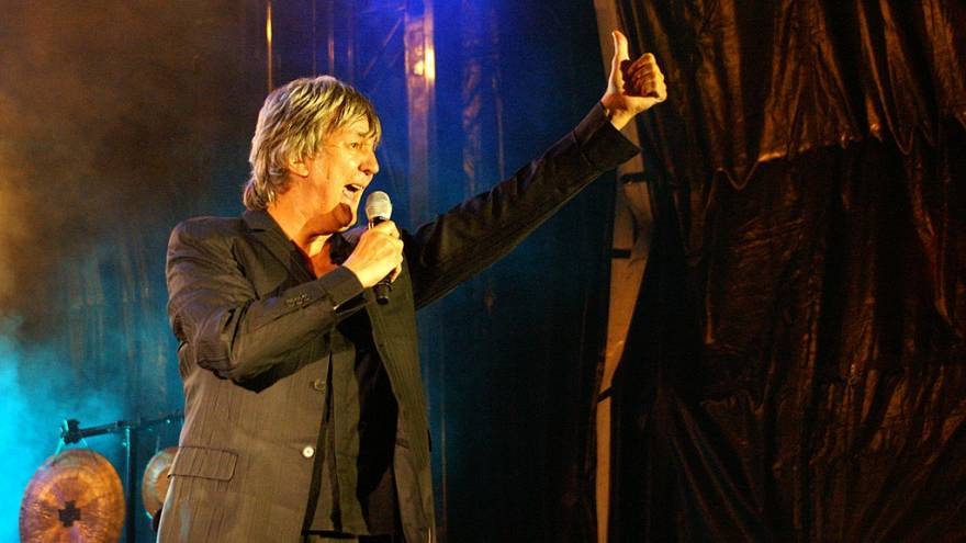 5 Songs: Frankreich trauert um Jacques Higelin (77†)