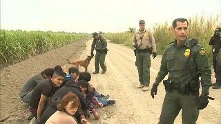 بدء نشر قوات الحرس الوطني الامريكي على الحدود مع المكسيك