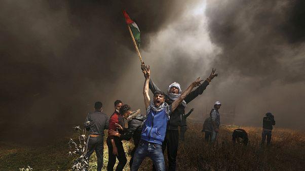 Γάζα: Αυξάνονται συνεχώς οι νεκροί διαδηλωτές