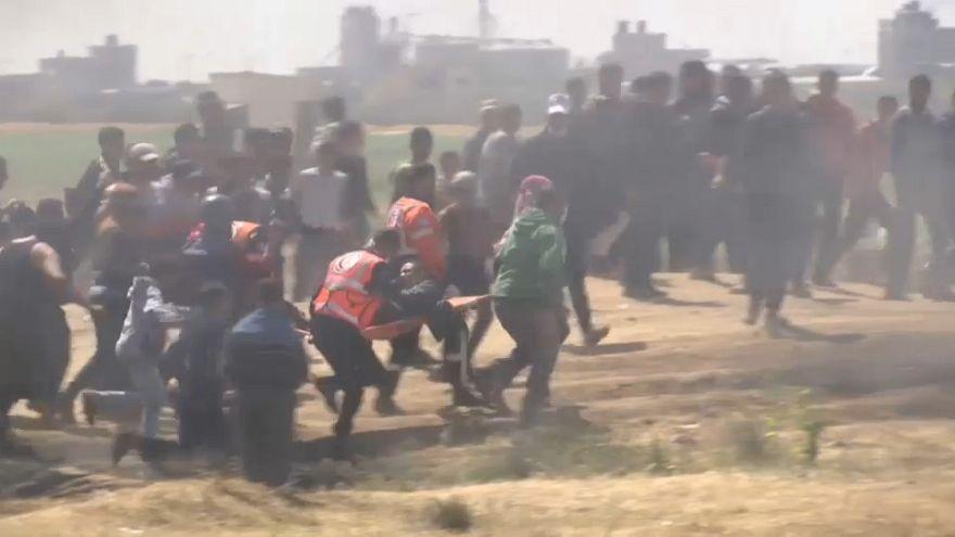 Gazze'de şiddet tırmanıyor: 30 Filistinli hayatını kaybetti