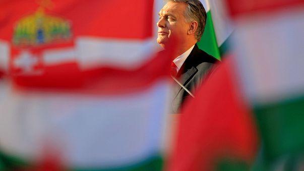 """""""Ameaça"""" dos migrantes fecha campanha na Hungria"""
