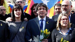 Пучдемон хочет вернуться в Бельгию