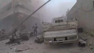 Syrien: Letzte Schlacht in Ost-Ghouta