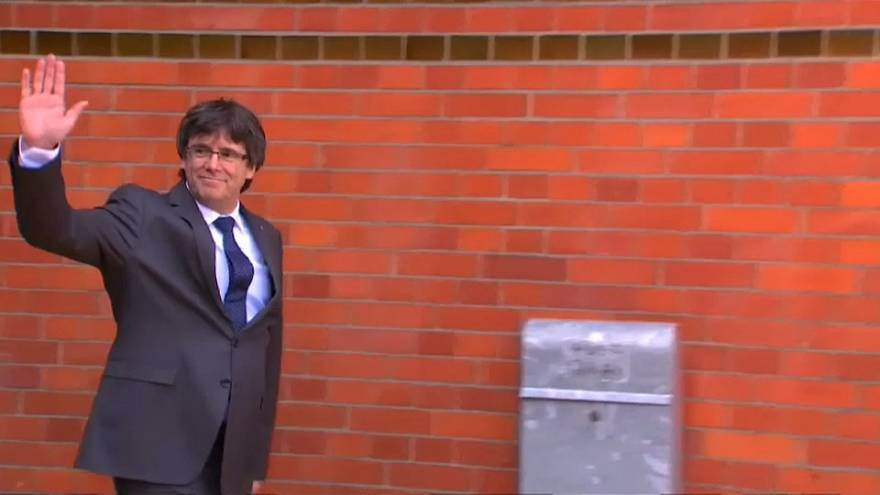 Puigdemont: Belçika'da yaşamak istiyorum