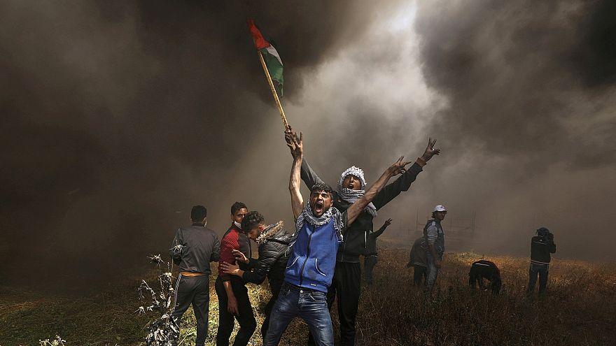 Сектор Газа: вторая неделя протестов