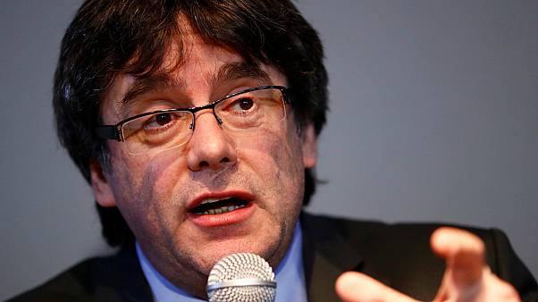 Puigdemont will vorerst in Berlin bleiben