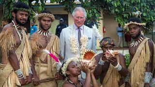 """Le Prince Charles désormais """"Grand chef"""" à Vanuatu"""