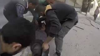 Újabb légicsapások Damaszkusz peremén