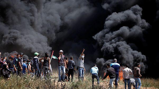 Gaza : neuf Palestiniens tués vendredi