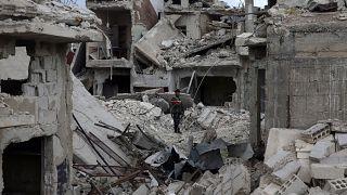 Ataques em Douma fazem mais de 40 mortos nas últimas 24 horas