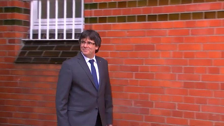 Carles Puigdemont quer regressar à Bélgica