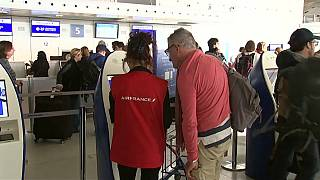 Numerosas perturbaciones para los pasajeros en Francia