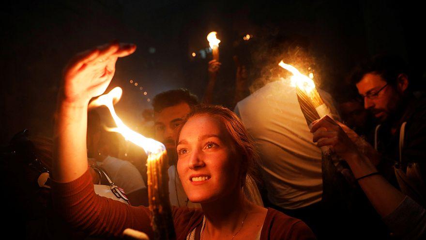 Páscoa Ortodoxa celebrada em vários pontos do mundo