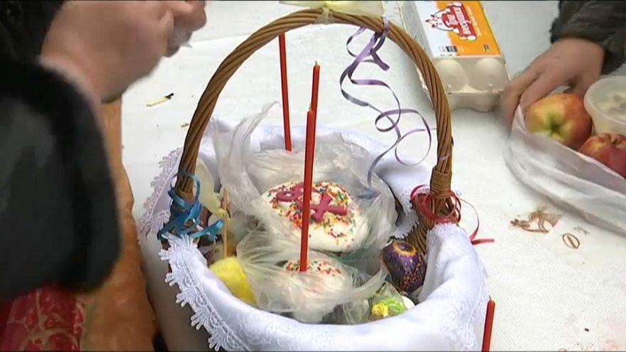 El mundo ortodoxo celebra su Pascua