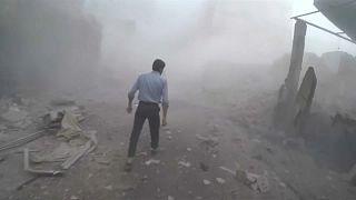 Siria, si combatte di nuovo a Ghuta est