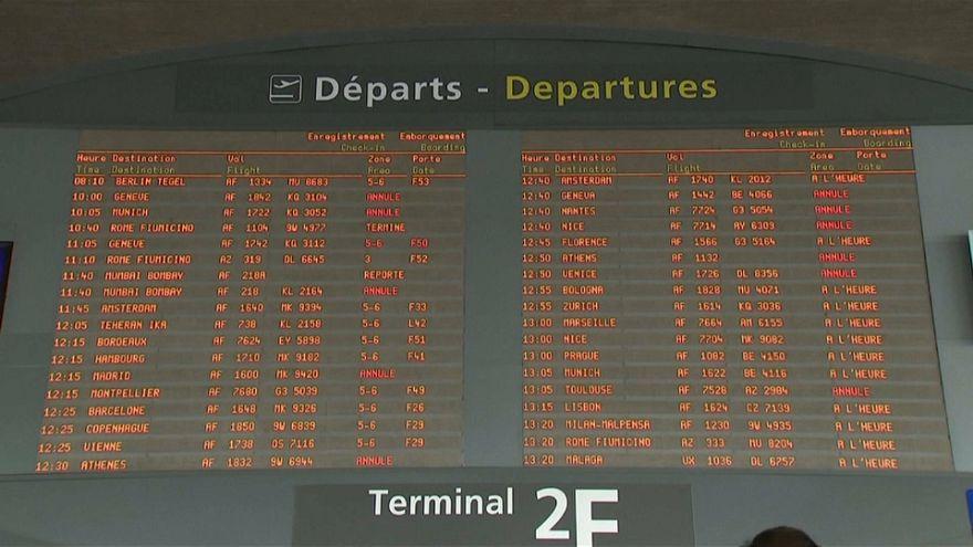 Sciopero Air France, cancellati il 30% dei voli
