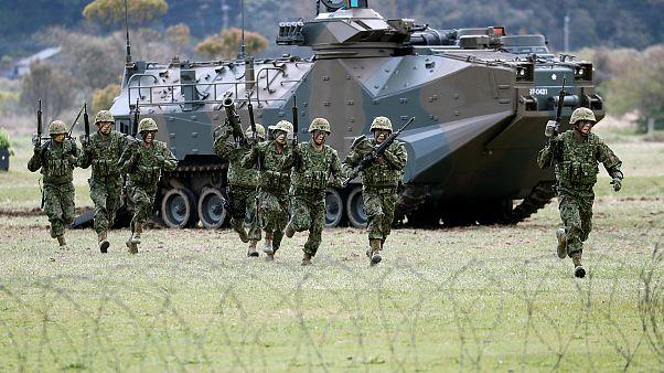Новый спецназ Японии