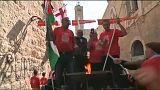 المسيحيون في القدس يحتفلون بسبت النور
