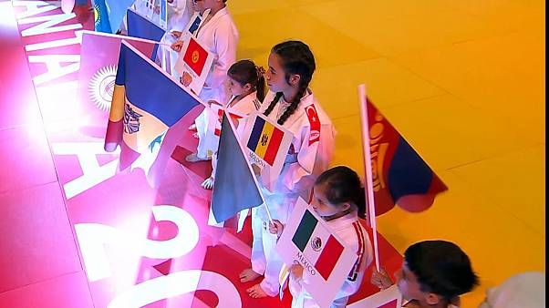 Judo-Grand-Prix: Magdalena Krssakova holt in Antalya Gold