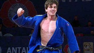 Tommy Macias en or au World Tour de judo